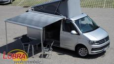 Wohnmobil VW T6 California mieten! VW Bus mit Aufstelldach, Für 2-4 Personen!