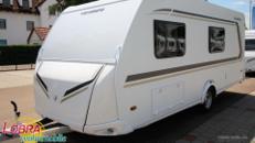 WEINSBERG CaraOne 500 FDK,Wohnwagen mit Mover und Klimaanlage, Familienwohnwagen mit VOLLAUSSTATTUNG! Wohwagen für bis zu 6 Personen! TOP!!