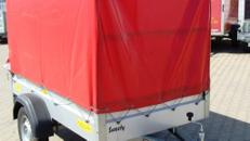 Planenanhänger 750 kg ungebremst 2070 x 1080 x 1100 in Geilenkirchen