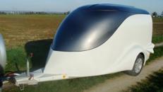 Excalibur Anhänger S 1 / 1500 kg gebremst / 100 km/h