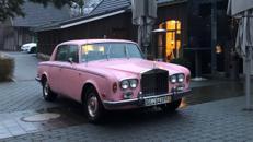 Rolls-Royce Silver Shadow für Hochzeiten, Filme, Werbung