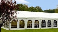 Festzelt 15x6m Zelt für alle Arten von Veranstaltungen, Partyzelt, Festzelt, Eventzelt, Pagodenzelt