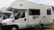 Wohnmobil Alkoven / kilometerfrei / Vermietung