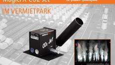 MagicFX CO2 Jet mieten