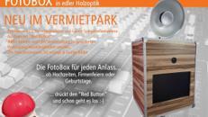 Fotobox / FOTOBOX mieten für Ihre Veranstaltung