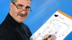 Schnellzeichner, Karikaturist & Parodist