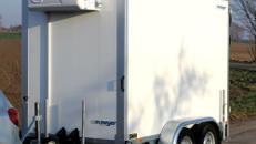 Kühlanhänger Kühler Getränkekühler Kühlkoffer Kühlwagen