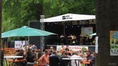 Bühne Open-Air Bühne Veranstaltungsbühne Bühnendach mobile Eventbühne Ground-Support Bühne 8x6m