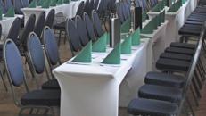 Bankettstuhl / Stapelstuhl / Konferenzstuhl / Stuhl