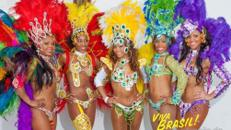 Original Brasilianische Sambatänzerinnen - Sambashow