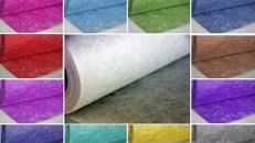 Sizoflor Tischläufer, Tischband, Tischdekoration in vielen Farben