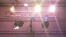 Lichteffekte, Partybeleuchtung