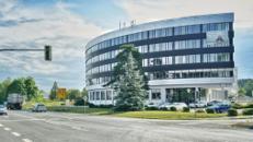 Effiziente Büroflächen im modernen Sirius Office Center Neu-Isenburg