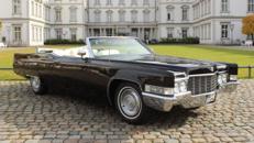 Cadillac DeVille Cabriolét - Bj. 1969