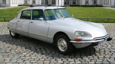 Citroen DS 20 Pallas - Bj. 1969