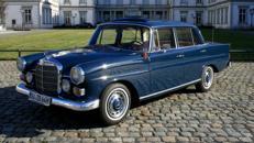 Mercedes 190c - Heckflosse - Bj. 1964