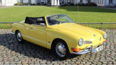 VW Karmann Ghia Cabrio - Bj. 1969