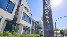 Moderne und helle Büroabteilungen im Sirius Office Center Hamburg