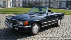Mercedes 500 SL - Bj. 1985