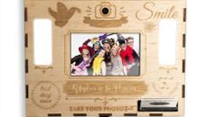 Fotobox inklusive Versand, Requisiten und Druck-Flatrate