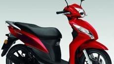 Honda Vision 50 tage- oder monatsweise