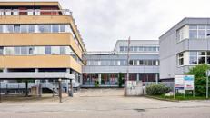 Helle Büroabteilungen mit angenehmer Arbeitsumgebung in Frickenhausen