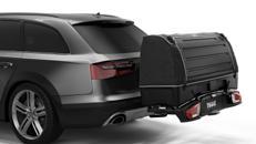 Transport-Box für die Anhängerkupplung