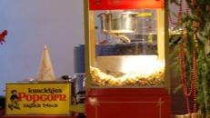 INKL.VERSAND Rote Popcornmaschine im nostalgischen Flair inkl. Versand,Rückholung und 19% MwSt.
