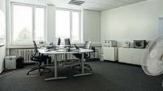 Schöne Büroflächen mit Teeküche und 24/7 Zugang in Düsseldorf