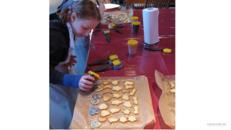 Kinderbäckerei / Weihnachtsbäckerei / Backen