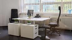 Renovierte Büros mit Empfang im modernen Sirius Office Center Grasbrunn