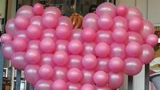 Ballondekoration aus der Kreativstuuv-Bianca Stuck