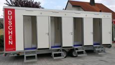 Duschwagen / Duschcontainer