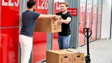 ALL-IN-MIETE: Sichtgeschütze Lager mit leichter Andienung in Offenbach