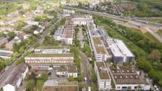 Renovierte, teilweise klimatisierte Büroflächen mit Teeküche in Düsseldorf