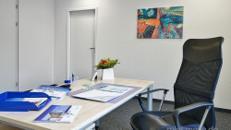 ALL-IN-MIETE: Teilsanierte Büros mit Teeküche in Wuppertal – auf Wunsch möbliert