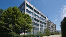 Schöne, renovierte Büros mit Bistro und Sicherheitsdienst vor Ort in München