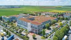 Praktische Lagerflächen mit Rampe und Rolltor in Mainz