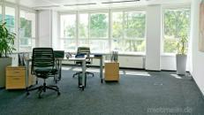 Schöne Büroflächen mit Empfang, Pförtner und Sicherheitsdienst in München