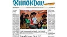 """Fotoaktion """"Zeitungsartikel"""" inkl. 19% MwSt."""