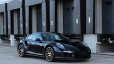 Porsche 991 Turbo S Coupe Sportwagen mieten – Auch als GUTSCHEIN – Vermietspecial von ECC-RENT