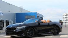 BMW M850 Cabrio günstig Mieten! Ab 21 Jahren – von ECC-RENT.de Ihrem Sportwagen Experten