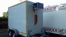 Kühlanhänger ISOPOLAR 2,8 t Tandemachser