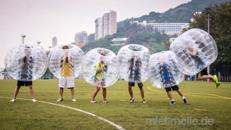Bubble Soccer Ball,Jamper Ball, Fußball,Loopyball,mieten leihen Geburtstag,Feier,Party,Straßenfeste
