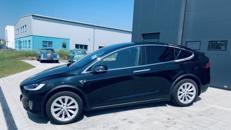 Tesla Model X 100D Elektroauto mieten ab 99€
