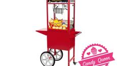 Popcornmaschine/Nostalgie/Popcornwagen