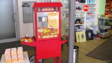 Kirmes-Popcornmaschine, 5 kg pro Stunde, transparente Preise