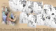 Karikatur & Schnellzeichnung - VOM FOTO!!! ONLINE