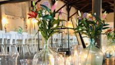 Windlicht mit Kerzen, Licht, Lichtdeko - Paket 50