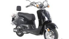 ALPHAMÄNNCHEN Motorroller 50 ccm - 45 km/h 2 Sitzer
